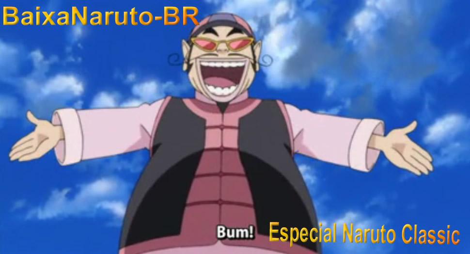 Naruto Especial O Genio e os Três Desejos