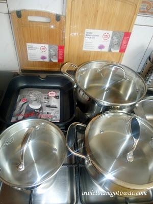 Produkty MG home w mojej kuchni