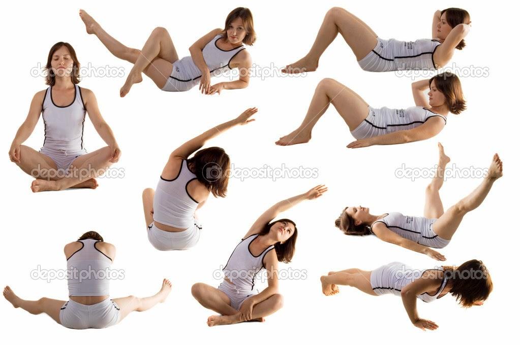 Упражнения для позвоночника и осанки физические