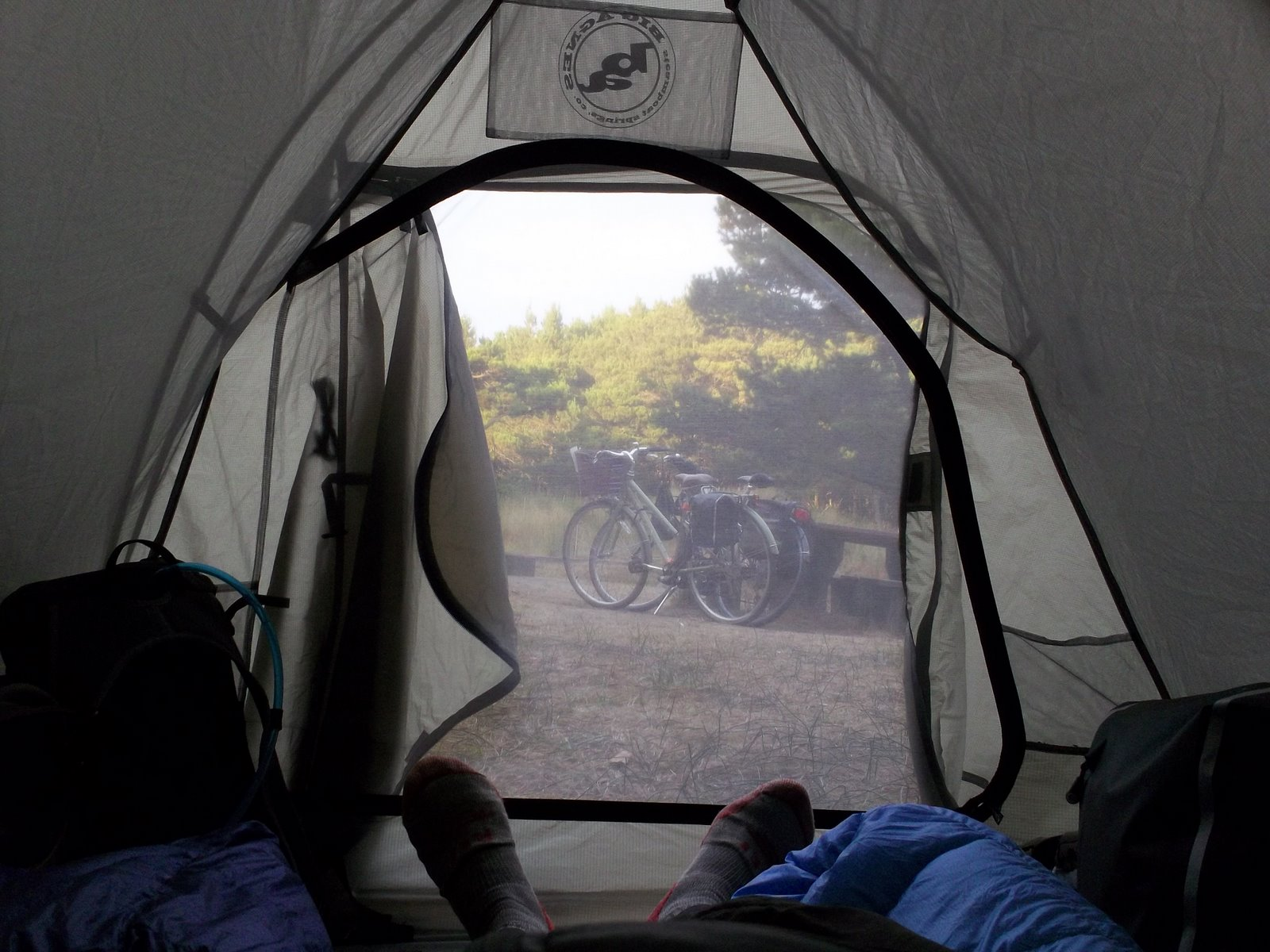 Big Agnes Seedhouse SL-2 A Good Tent for Bike Touring : seedhouse tent - memphite.com
