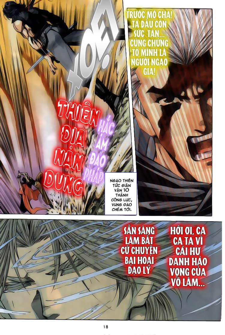 Kiếm Hồn - Sword Soul chap 63 - Trang 20