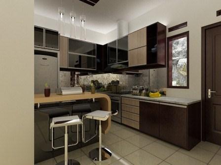 Kitchen Set Minimalis Modern Murah Untuk Dapur Mungil Info Properti