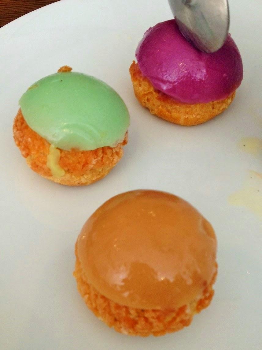 Le Strobi - restaurant - Paris place de clichy - dessert choux