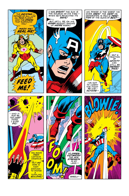 Captain America (1968) Issue #160 #74 - English 17