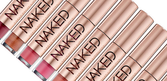 Gamme Naked Urban Decay