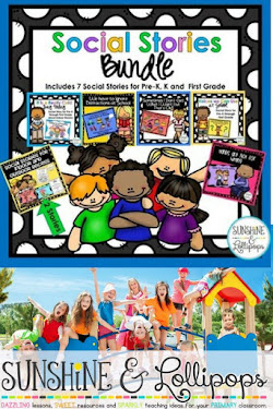 Social Skills Bundle for K-1