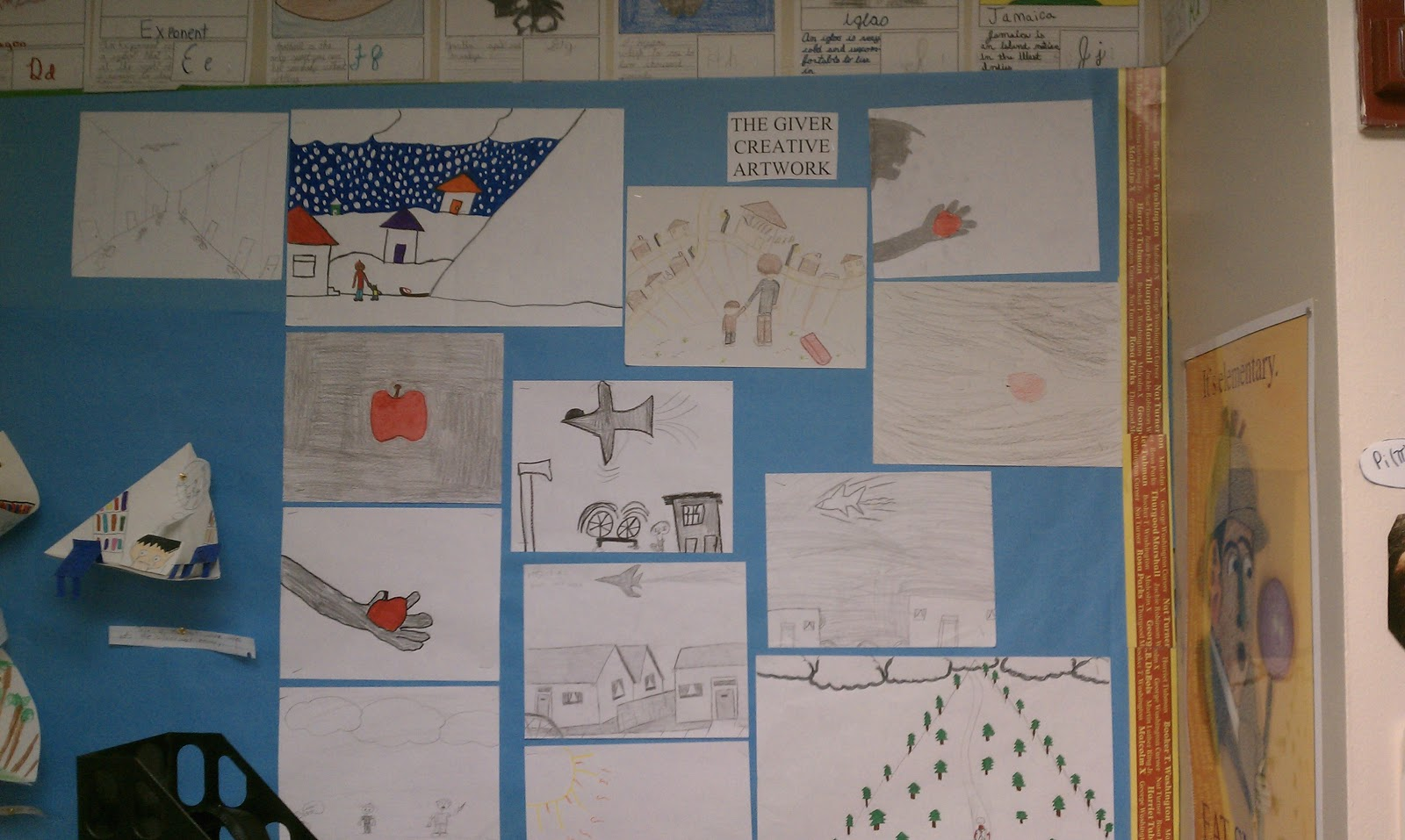 Book Cover Ideas For The Giver : Bus l teacher resources the giver end of book
