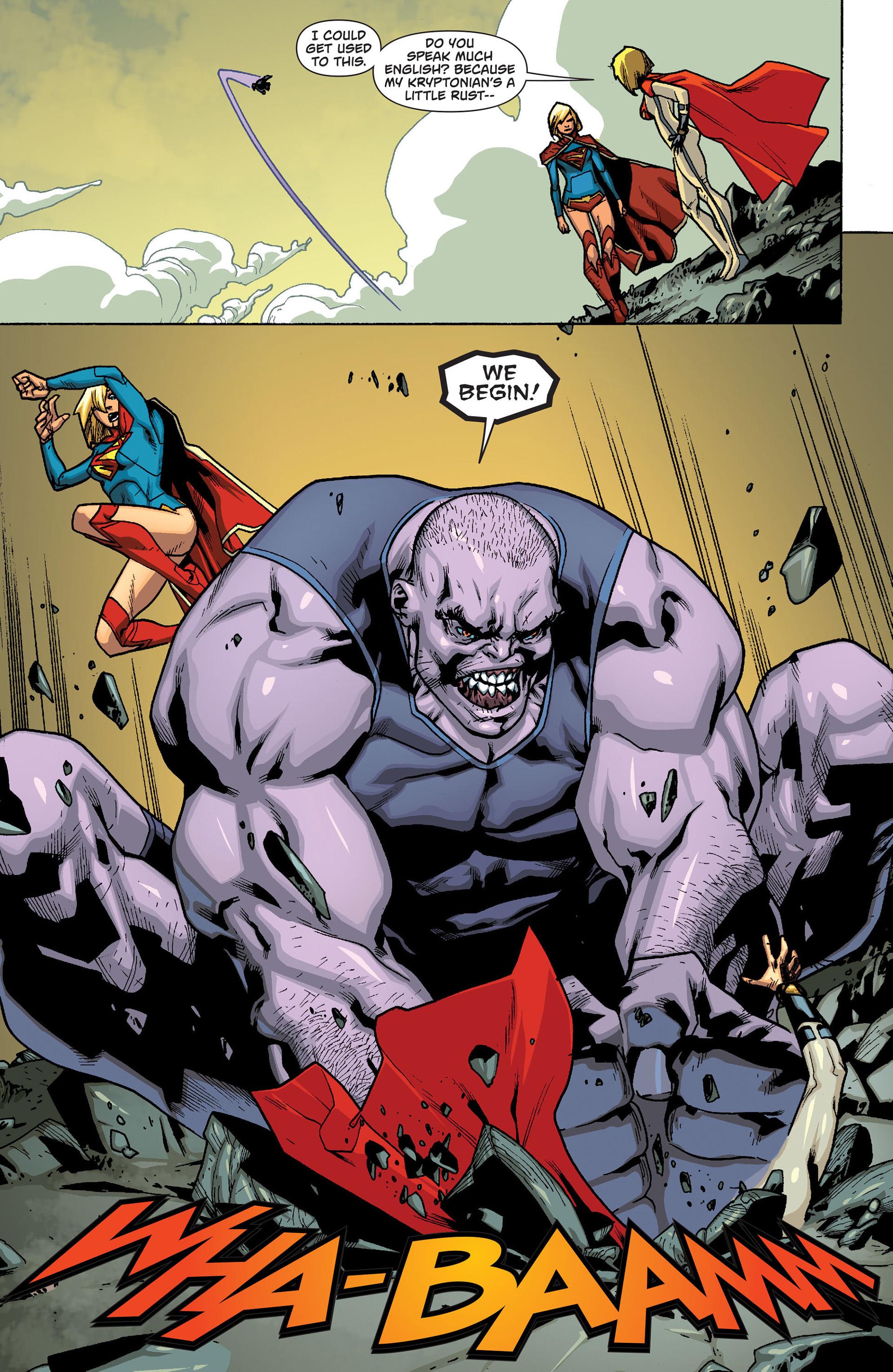 Supergirl (2011) Issue #19 #21 - English 11