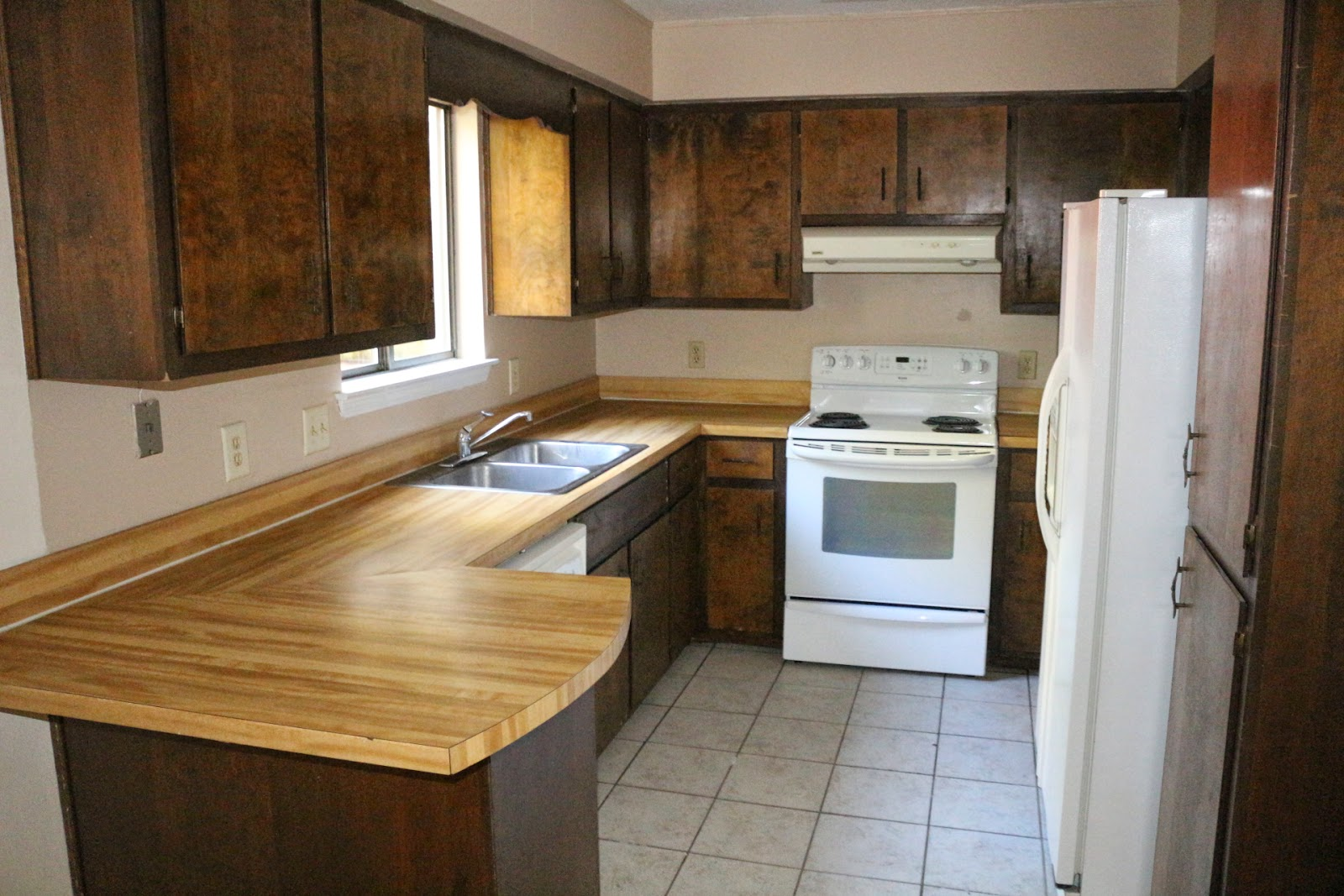 Kitchen remodel ~ Pensacola Property Management