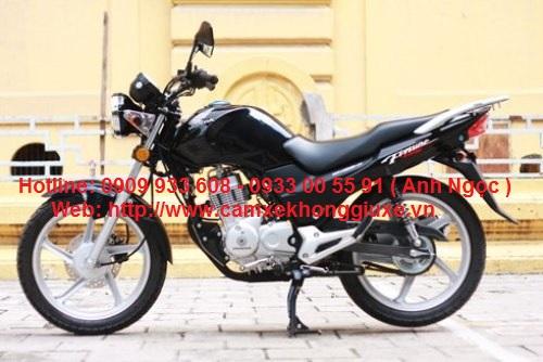 Honda Fortune 125 lột xác thành cafe racer hàng độc ở Sài Gòn