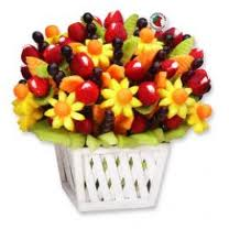 Fresh fruit bouquet