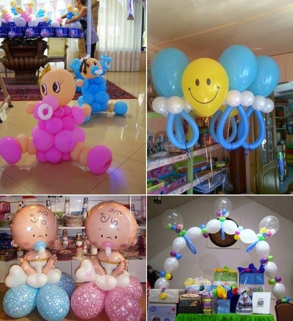baby shower balloon ideas interior design