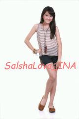 Salshabilla Adriani♥ԅ( ˘⌣ƪ)