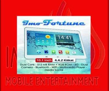 IMO Fortune Tablet Lokal 10 Inci
