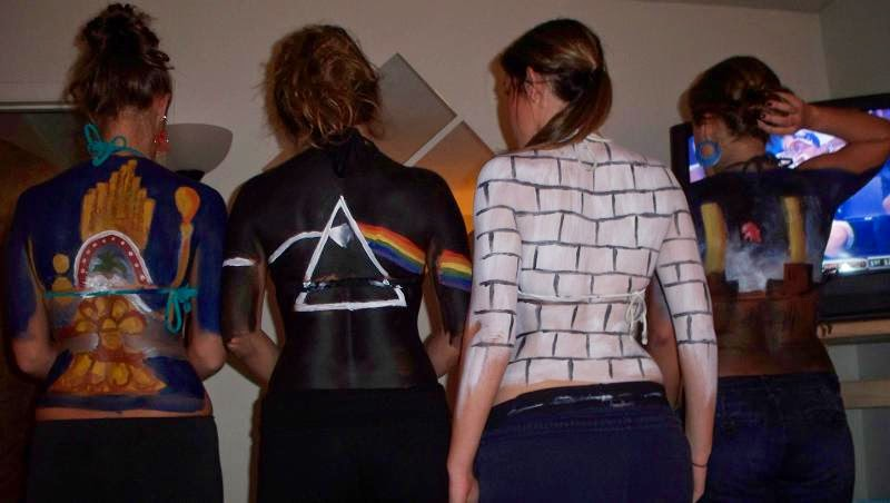 Pink Floyd Halloween Costume