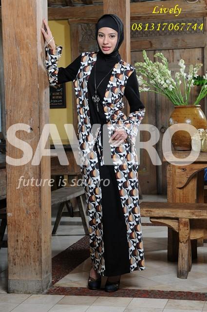 Baju Muslim Modern Terbaru Busana Muslimah Pakaian Wanita
