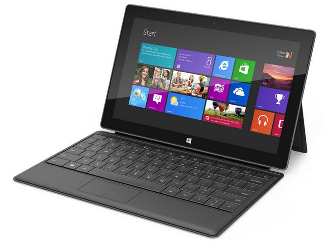 Microsoft Surface RT - Full tablet specifications