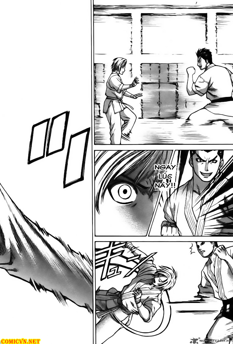 Karate Shoukoushi Kohinata Minoru chap 20 Trang 20