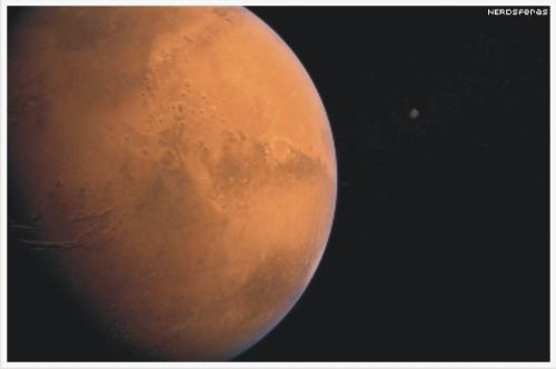 10 curiosidades sobre o planeta Marte