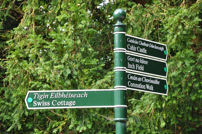Irland 2014 - Tag 5 | Swiss Cottage