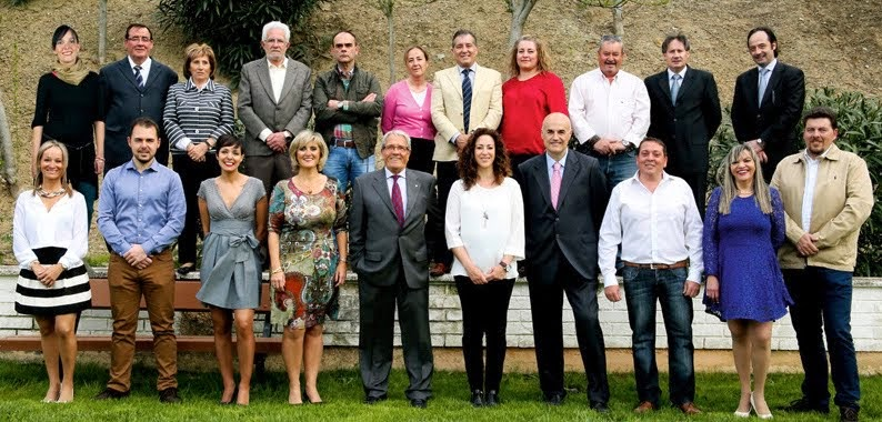 PAR Cuarte de Huerva: Ana Sanz: Candidata nº 3 a Las Cortes de ...