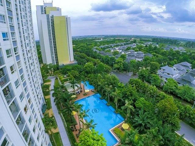 Cư dân Việt chọn mua chung cư tại các quần thể dự án xanh