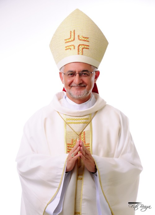 Dom Frei Manoel Delson Pedreira da Cruz - Arcebispo da Arquidiocese da Paraiba