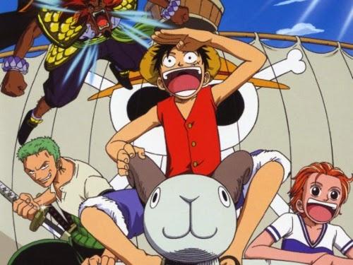 One Piece - Filme 1