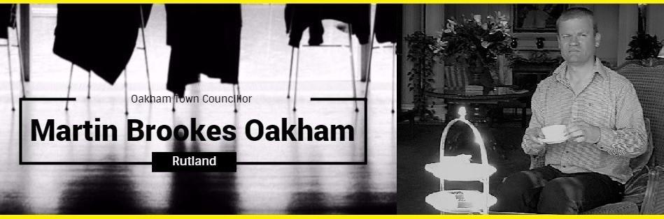Martin Brookes Oakham Rutland England