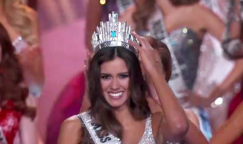Colombia ha sido coronada Miss Universo 2015