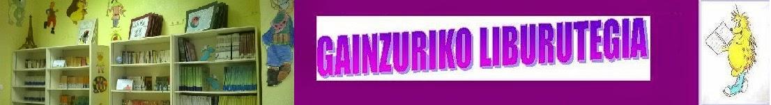 GAINZURIKO LIBURUTEGIA