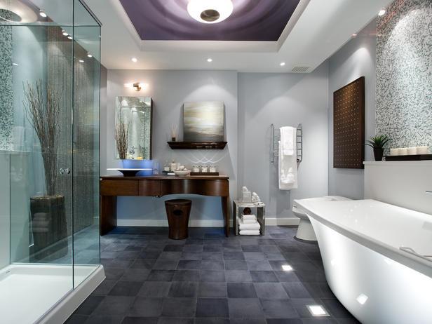 Curtains Ideas candice olson curtains : Modern Bathrooms Decorating Designs Ideas 2011 by Candice Olson ...