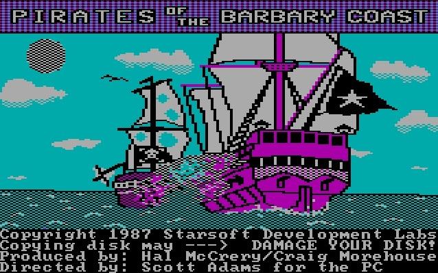 Pirates Barbary Coast