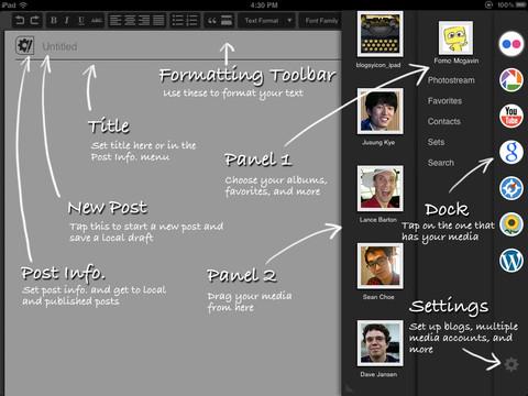 Blogsy IOS Blog App