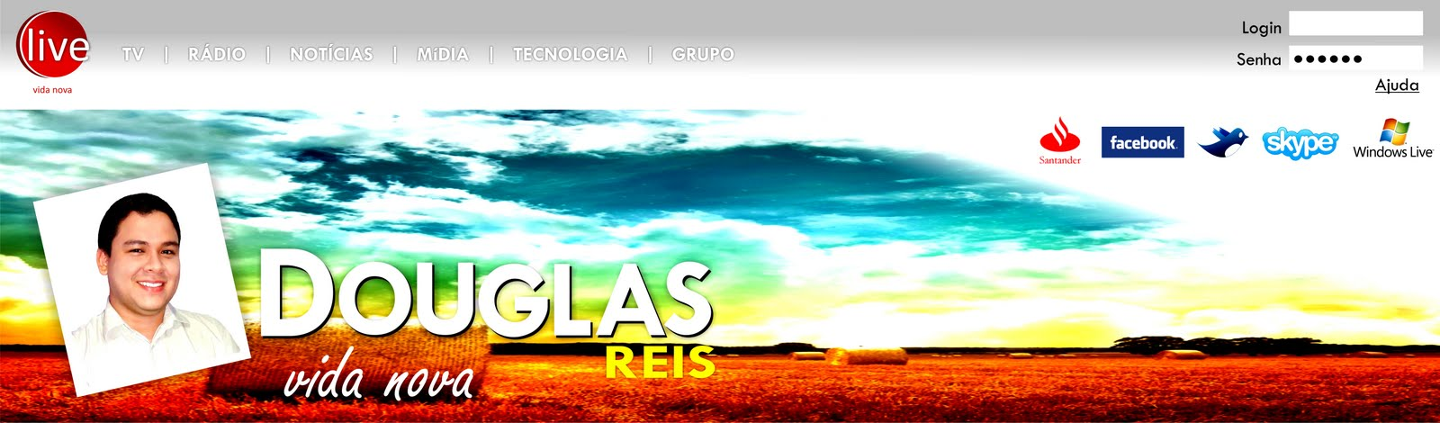 Douglas Reis | Vida Nova.