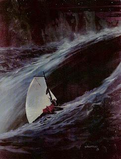 Un descenso al Maelstrom - Bernie Wrightson