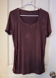 Style Arc Ann-T Top, on hanger