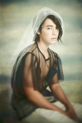 Super Junior 6th Album (Sexy, free & Single) Teaser Photo - Donghae