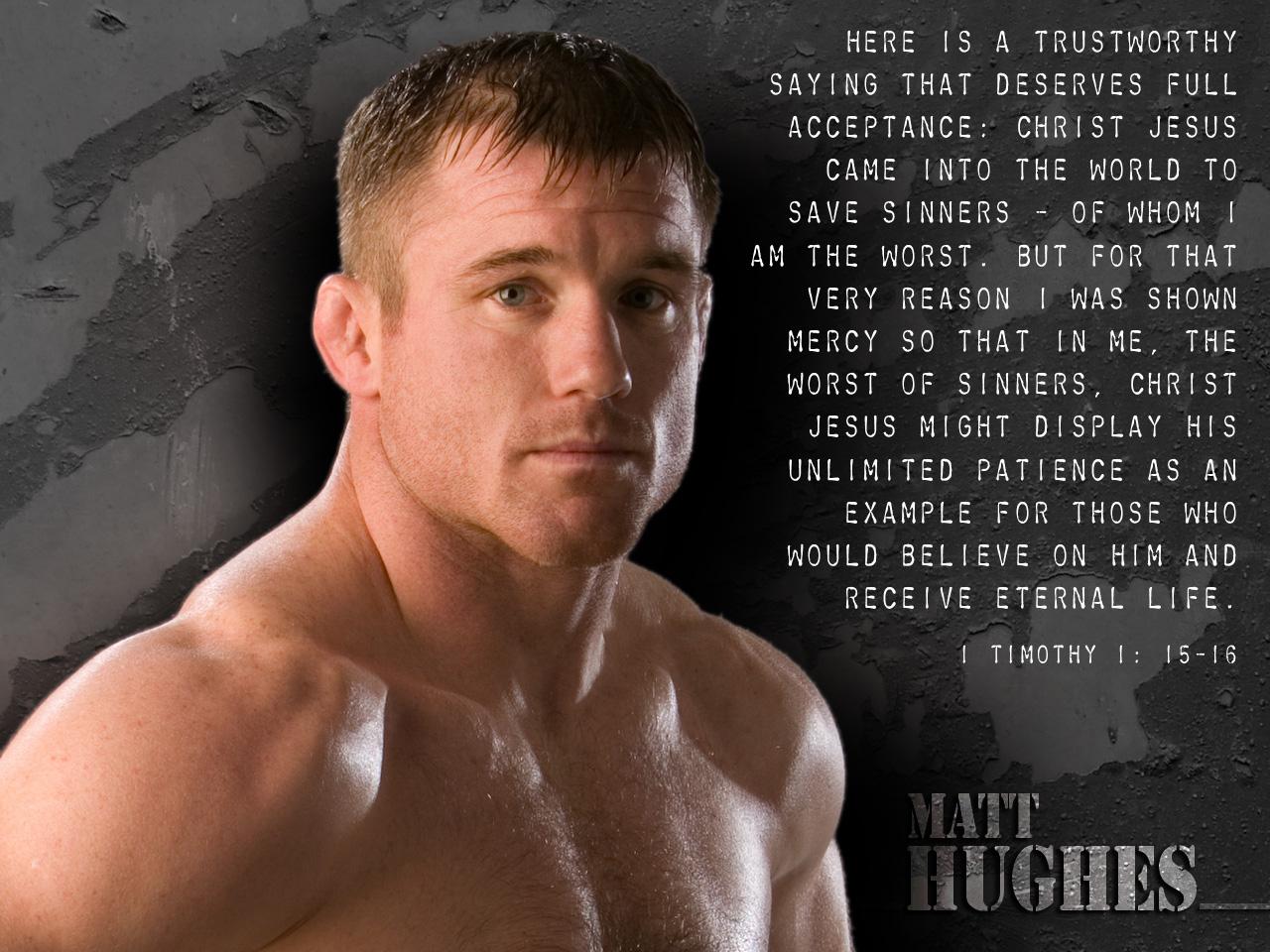 Matt Hughes Net Worth
