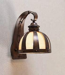 Aplique Pared Armada, lampara de pared