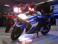 Harga dan Spesifikasi Motor Sport Yamaha R25