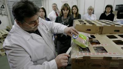 Роспотребрнадзор на 60% увеличил отзывы продуктов из магазинов