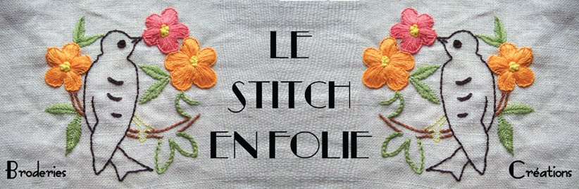 Le stitch en folie