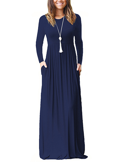 Women long maxi dress