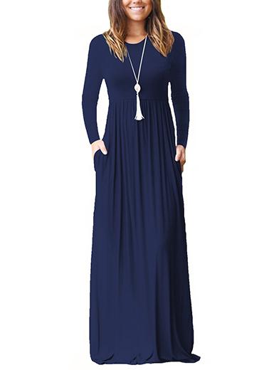 Women long maxi dress