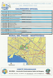 "@""43º CAMPEONATO MUNDIAL DE ORNITOLÓGIA C.O.M DEL HEMISFERIO SUR"