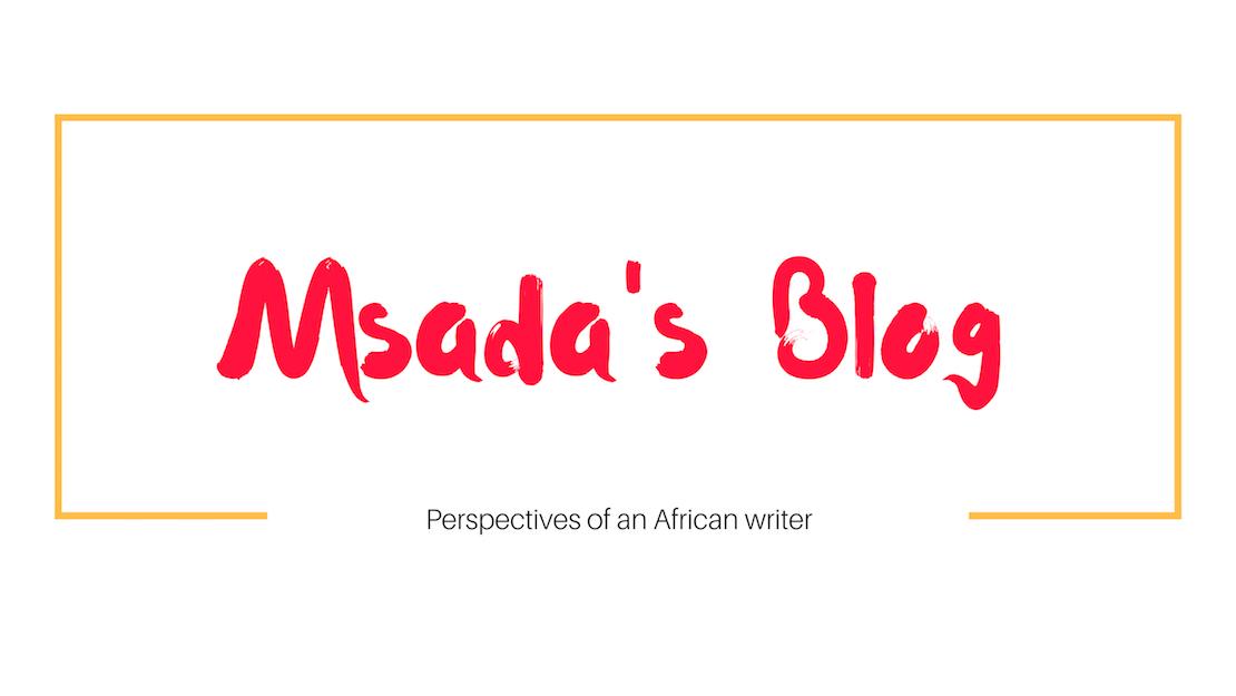 Msada's Blog