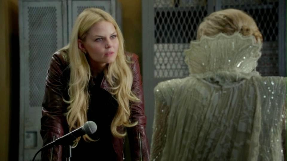 Emma And Snow Queen Why Has The Snow Queen Been