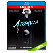 Atómica (2017) BRRip 720p Audio Dual Latino-Ingles