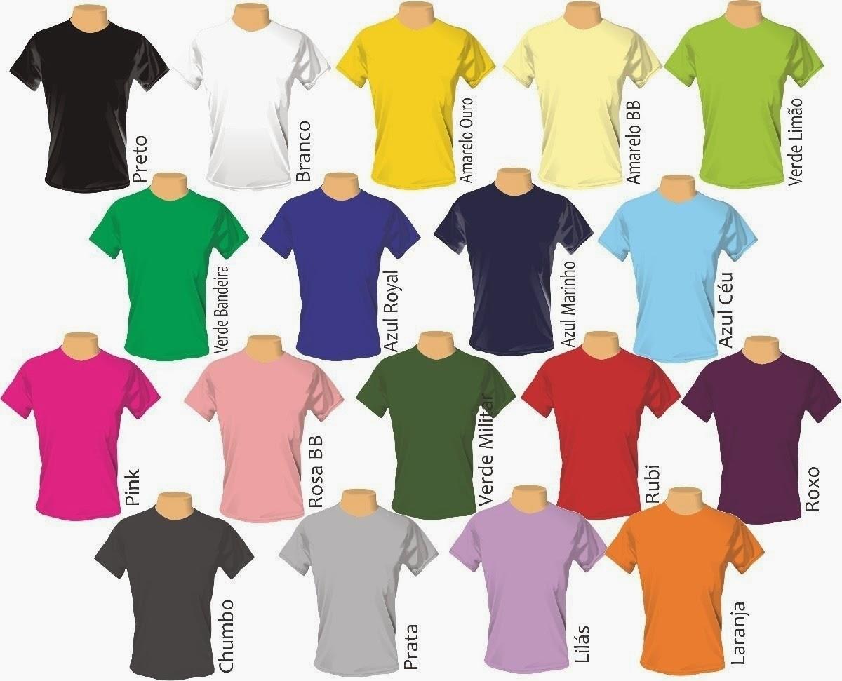 Camisetas promocionais b862de4981a9f